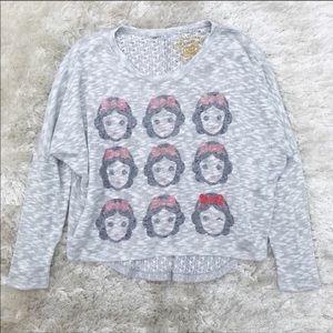 Disney Couture Snow White Wink Top